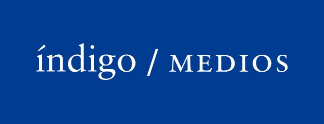 índigo / medios